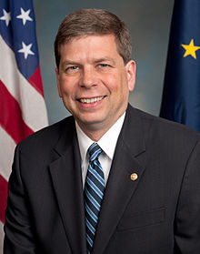 U.S. Senator Mark Begich (D-Alaska)