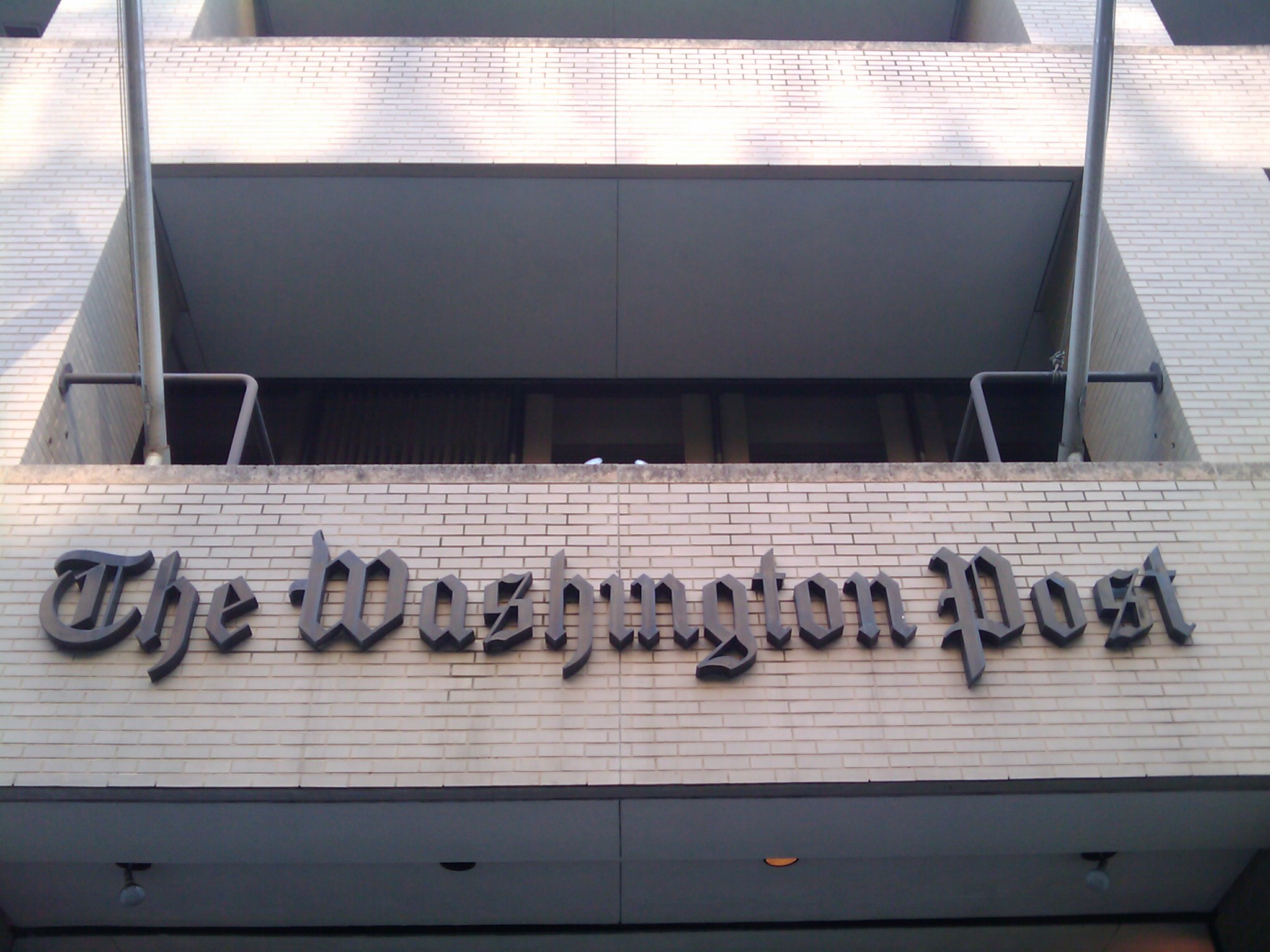 washington post building