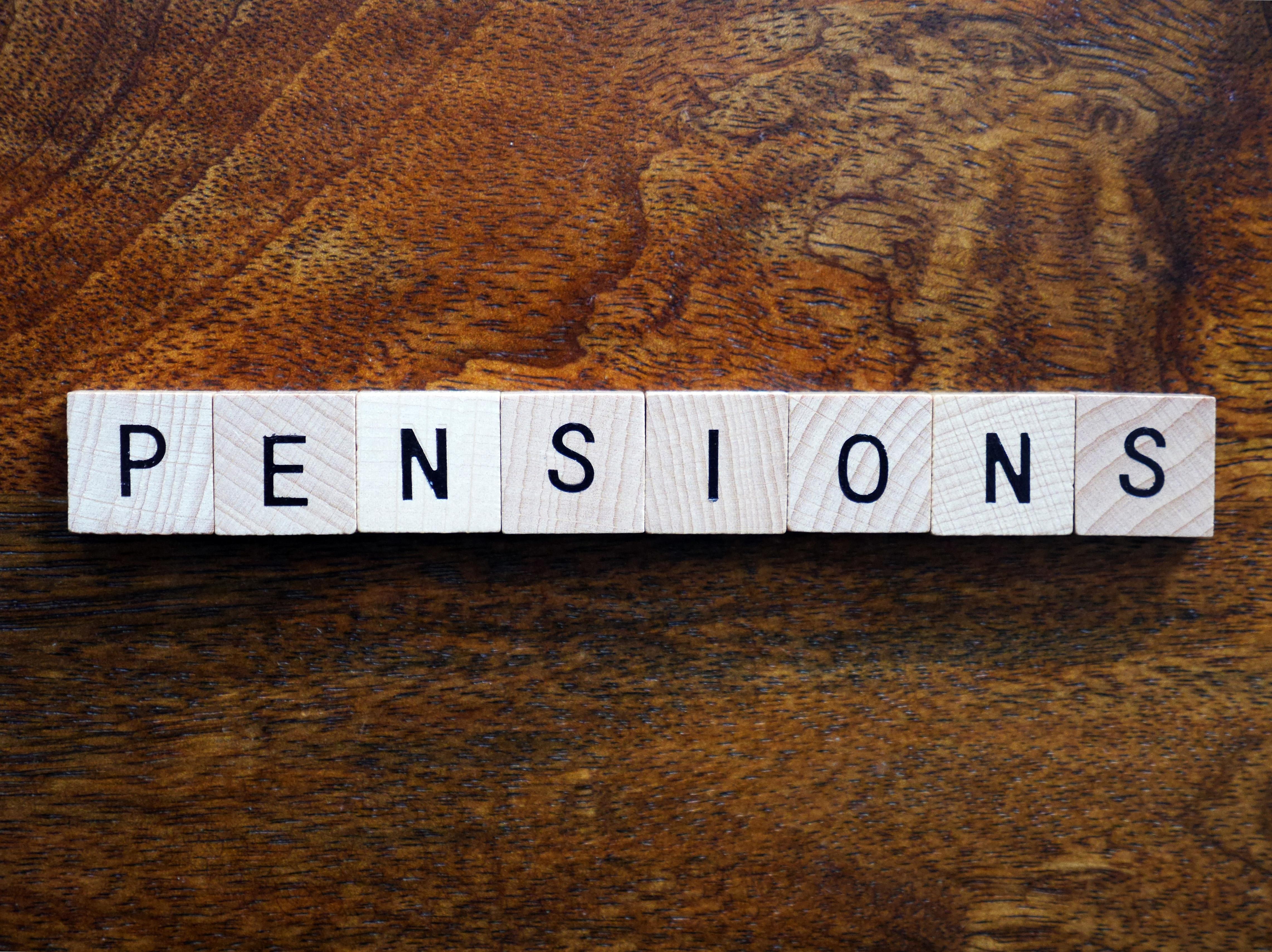 pensions scrabble