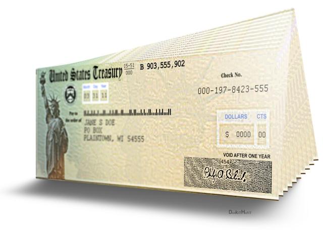jane doe treasury check
