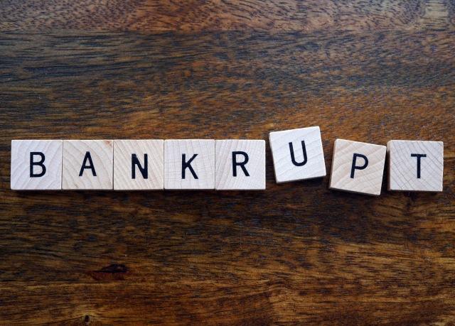 bankrupt scrabble