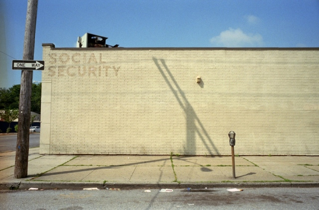 abandoned social security office